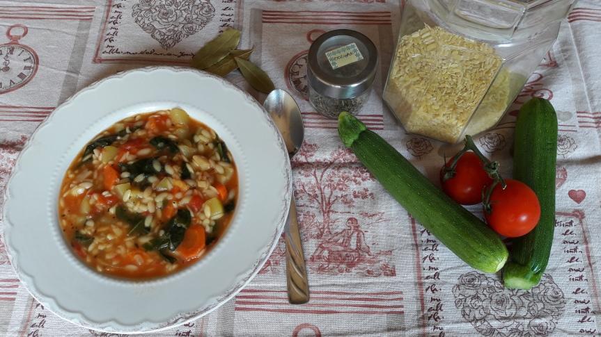 Talijanska juha od povrća irisona