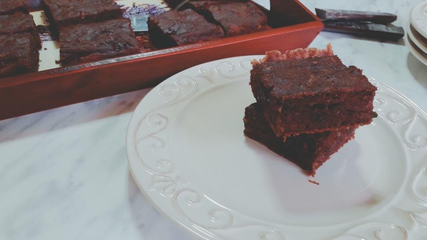 Zdravi(ji) browniesi stikvicama