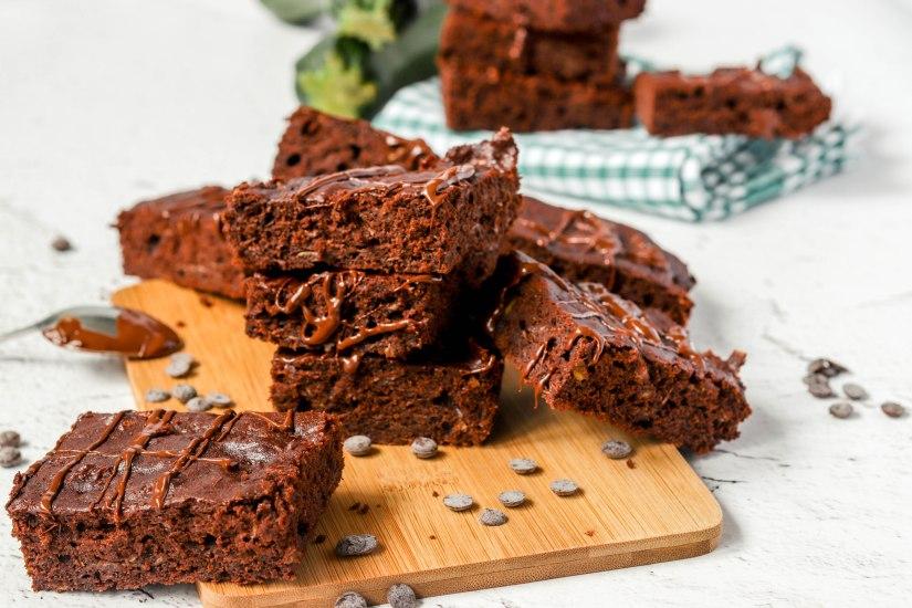 Brownies s tikvicama