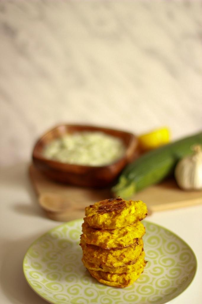 Polpete od tikvica i sira sa zobenim pahuljicama