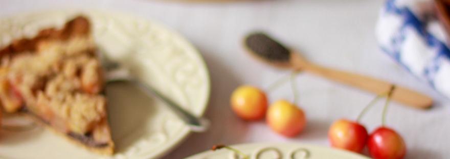 Pirova pita s trešnjama i višnjama