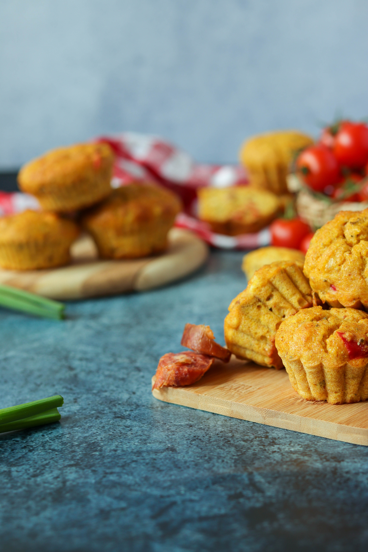 Slani kukuruzni muffini