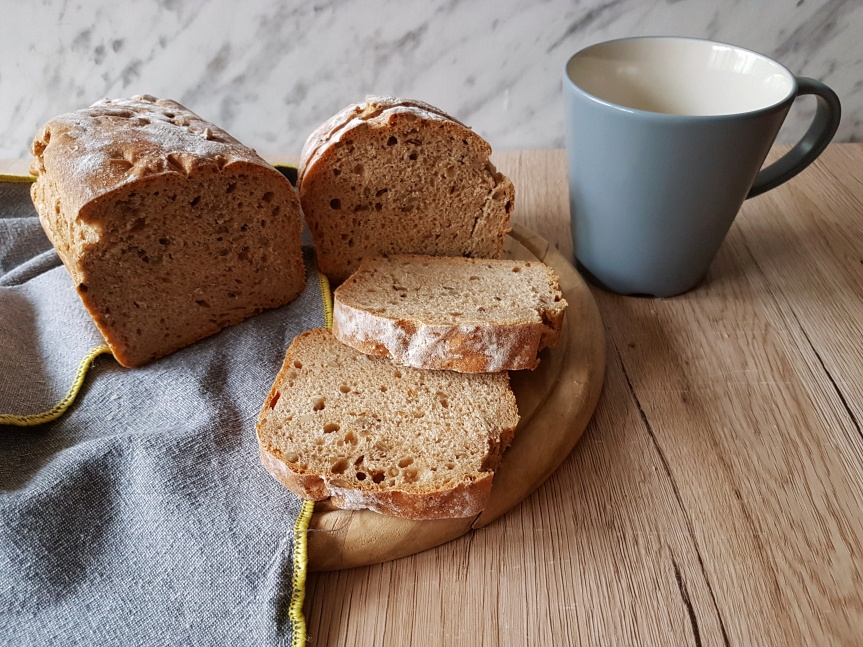 Domaći kruh skefirom