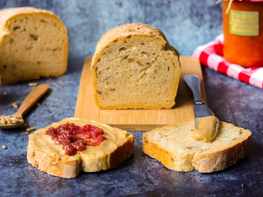 Domaći kruh s kefirom