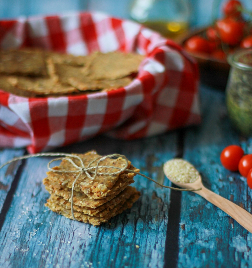 Krekeri od sjemenki